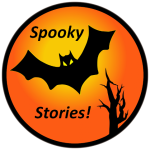 Annual Spooky Story contest. Link for PDF entry form below picture