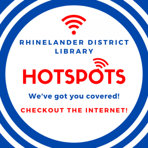 Hotspots available for checkout